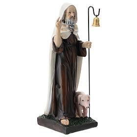 Saint Antoine le Grand résine 20 cm s4