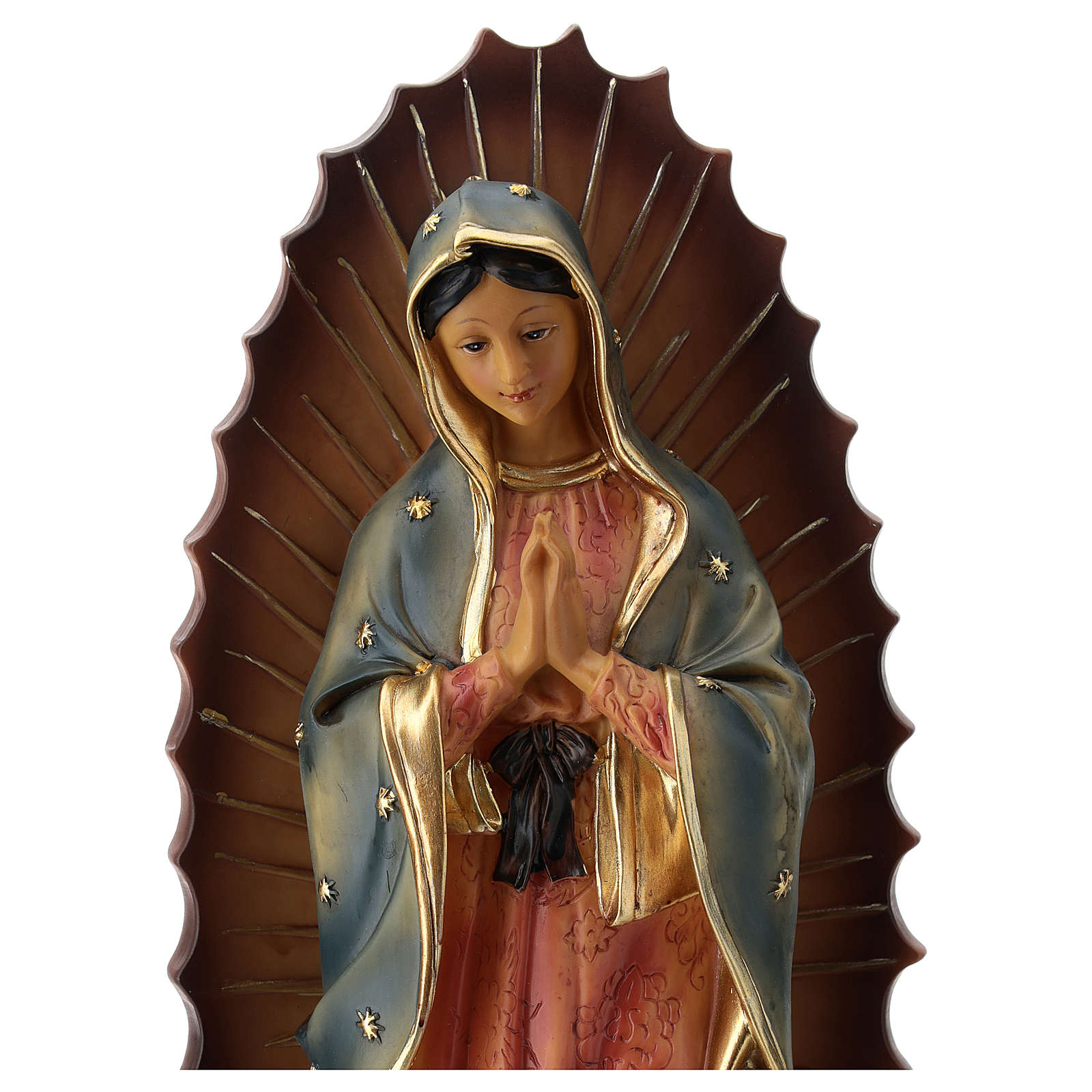 Our Lady of Guadalupe 30 cm 4