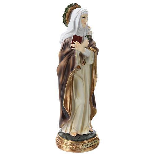 St. Catherine of Siena 30 cm 4