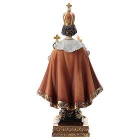 Enfant Jésus de Prague statue 15 cm s5