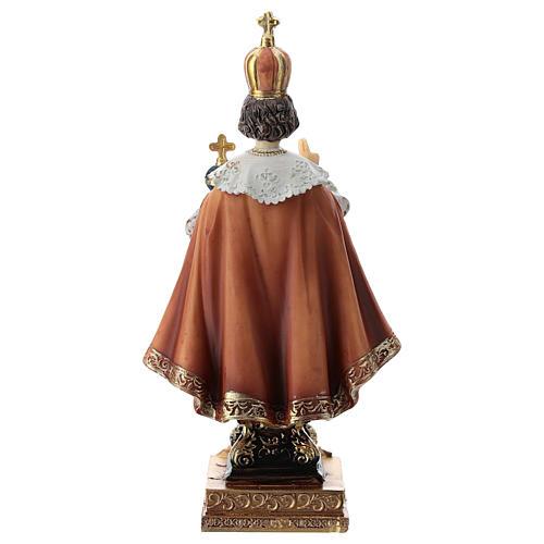 Enfant Jésus de Prague statue 15 cm 5