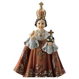 Infant of Prague statue 15 cm s2