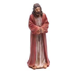 Scène vie de Christ condamnation de Jésus 9 cm s2