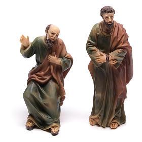 Scena vita di Cristo: condanna di Gesù 9 cm s3
