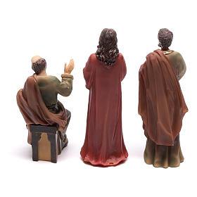 Scena vita di Cristo: condanna di Gesù 9 cm s4