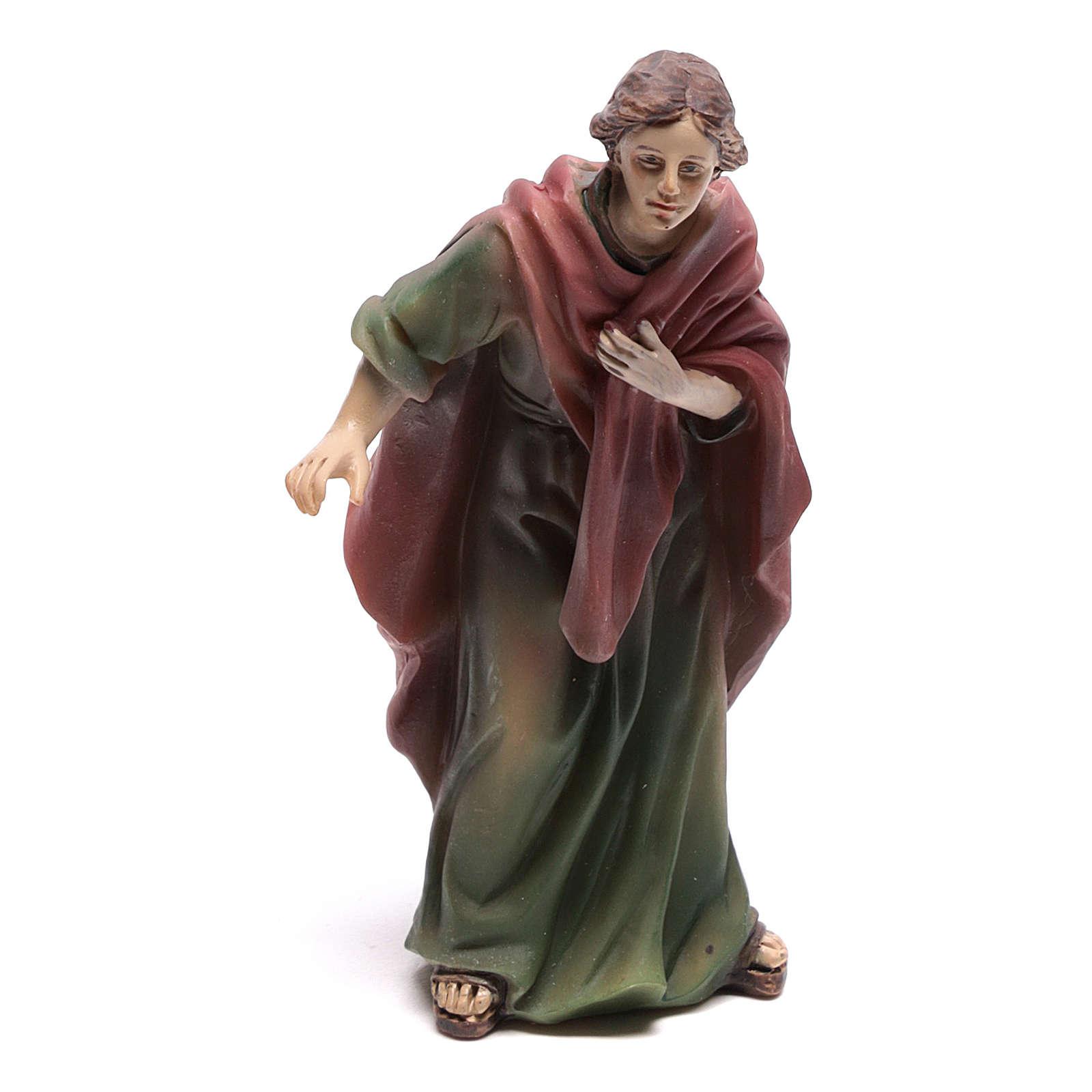 Jesus' entry into Jerusalem 9 cm 4