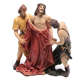 Jesus is stripped of his clothes 9 cm s1