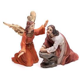 Scène passion de Christ Gethsémani 9 cm s2