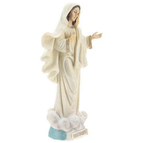 Virgen de Medjugorje 22 cm 4