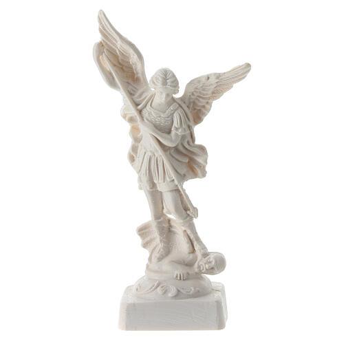 Estatua San Miguel 13 cm resina 1