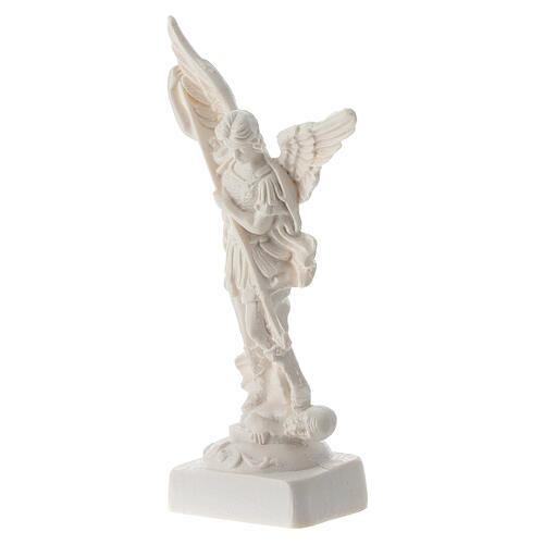 Estatua San Miguel 13 cm resina 2