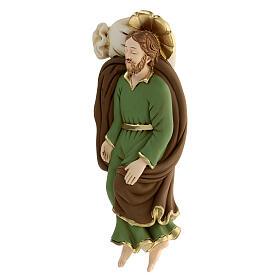 Estatua resina San José que duerme 23 cm s2