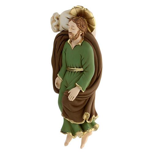 Estatua resina San José que duerme 23 cm