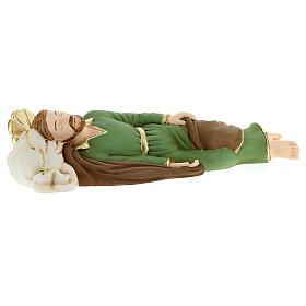 Estatua San José que duerme resina 36 cm s3