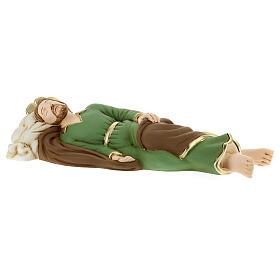 Estatua San José que duerme resina 36 cm s4