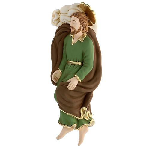 Estatua San José que duerme resina 36 cm 2