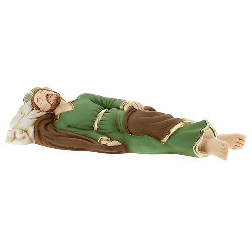 Estatua San José que duerme resina 36 cm 4