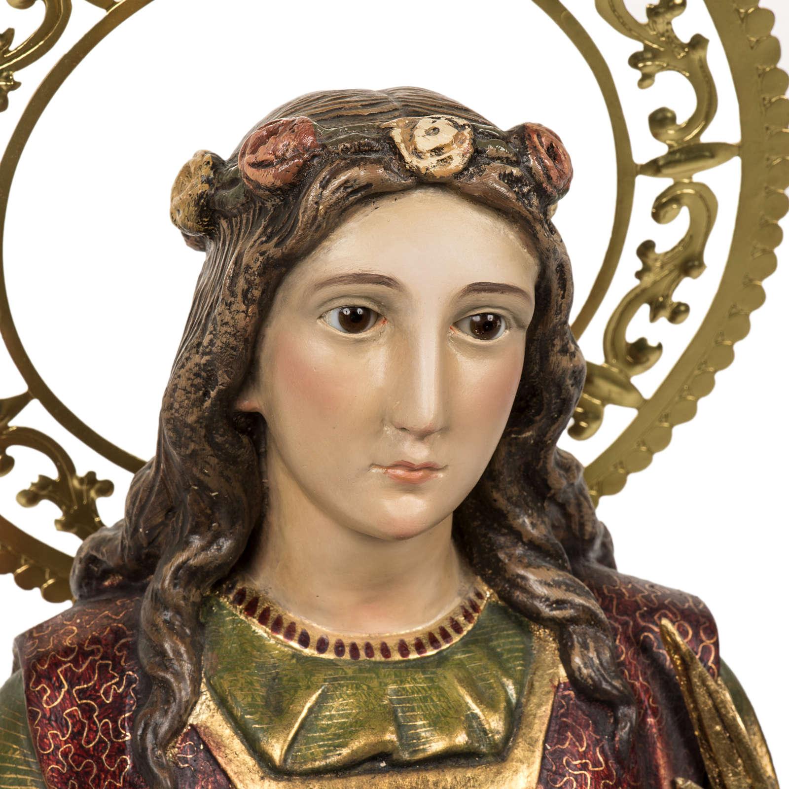 Santa Margherita 60 cm pasta di legno finitura extra 4