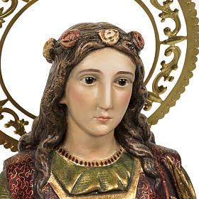 Santa Margherita 60 cm pasta di legno finitura extra s2