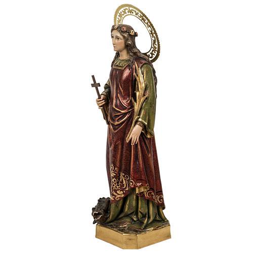 Santa Margherita 60 cm pasta di legno finitura extra 5