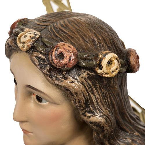 Santa Margherita 60 cm pasta di legno finitura extra 6