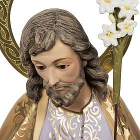 San José con niño clásico 60 cm pasta de ma s2