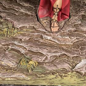 Calvaire statues de 30 cm pâte à bois s11