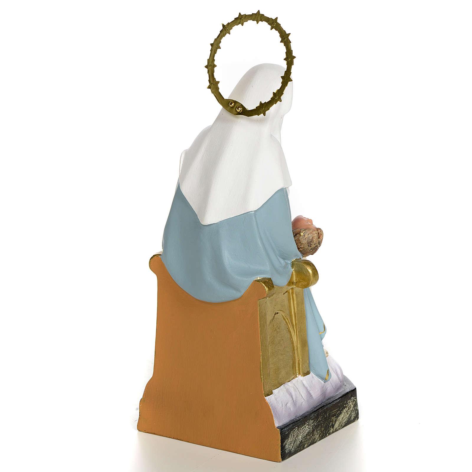 Madonna della Divina Provvidenza 20 cm dec. fine 4