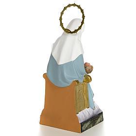 Madonna della Divina Provvidenza 20 cm dec. fine s3