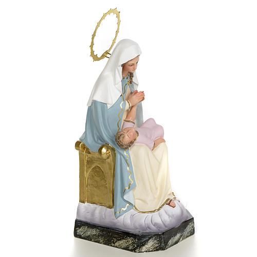 Madonna della Divina Provvidenza 20 cm dec. fine 2