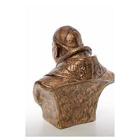 Aloysius Gonzaga wooden paste 20cm, fine finish s6