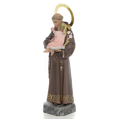Święty Antoni z Padwy 30 cm ścier drzewny dek. eleganckie 2