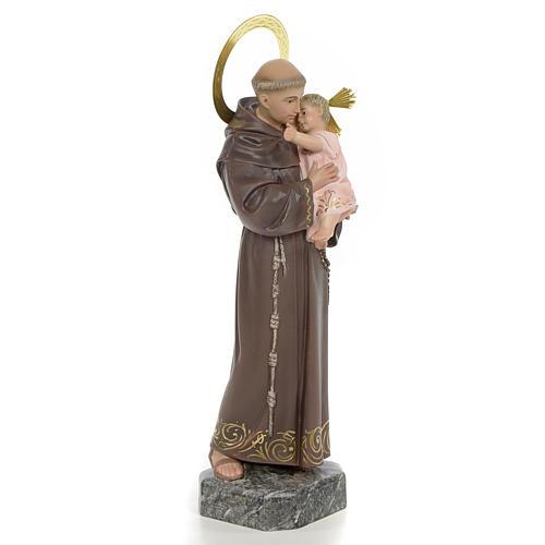 Święty Antoni z Padwy 30 cm ścier drzewny dek. eleganckie 4