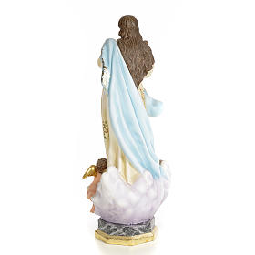 Immaculate Conception wooden paste 60cm, superior finish s3