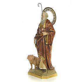 St Antoine Abbé 60 cm pate à bois fin. extra s2
