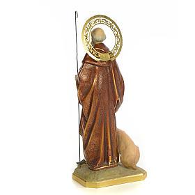 San Antonio Abate 60 cm pasta di legno dec. extra s3