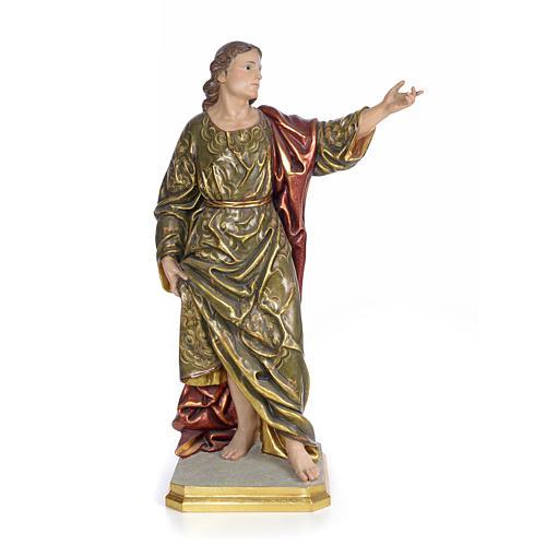 San Giovanni Evangelista 100 cm pasta di legno dec. extra 1