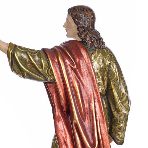 San Giovanni Evangelista 100 cm pasta di legno dec. extra 3