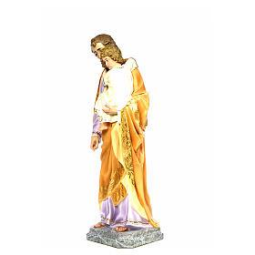 Joseph with Infant Jesus 110cm, fine finish s7