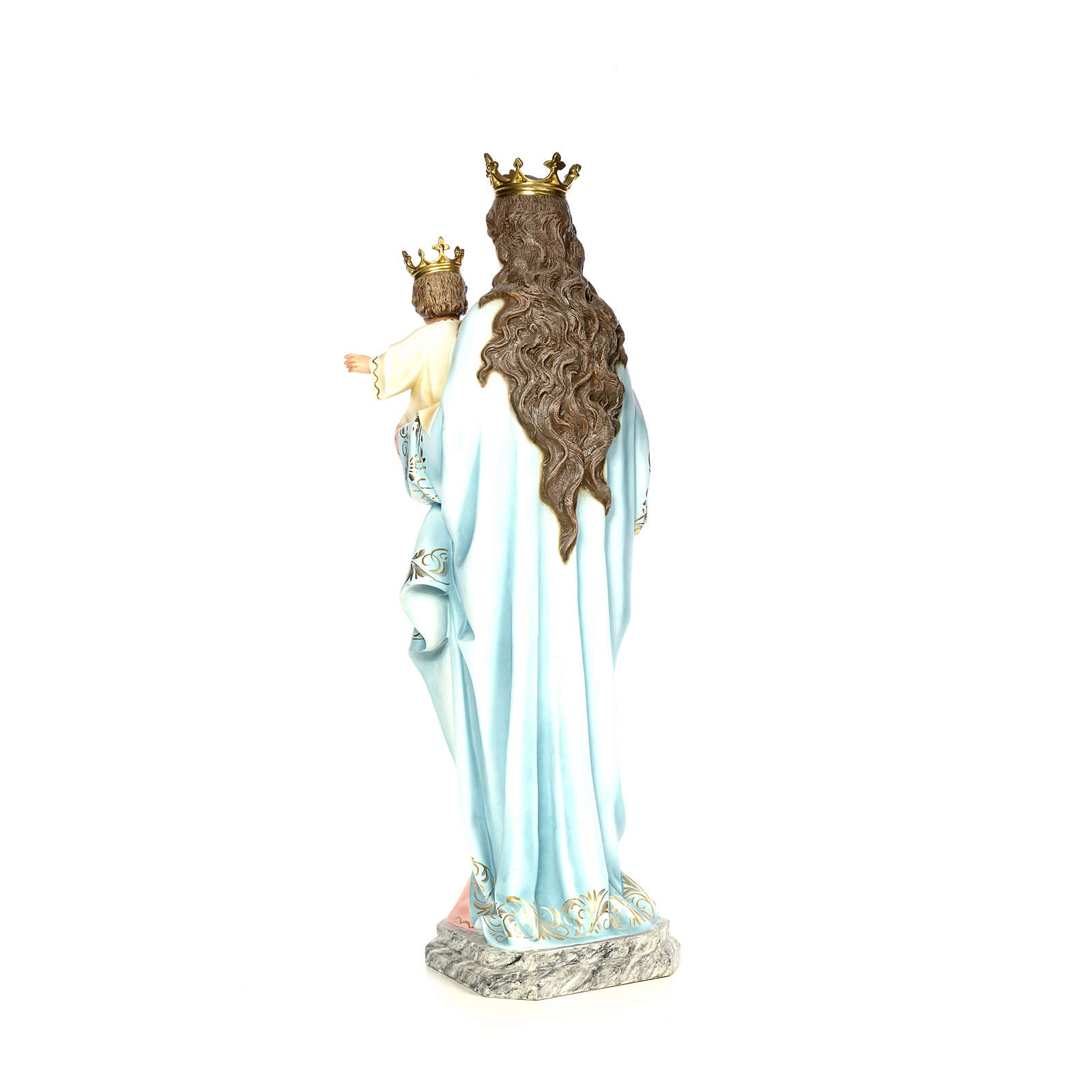 Mary Help of Christians wood paste 120cm, fine finish 4