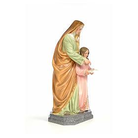 Sainte Anna 100cm pâte à bois élégant s4
