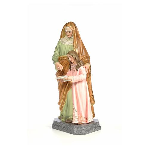 Sainte Anna 100cm pâte à bois élégant 2