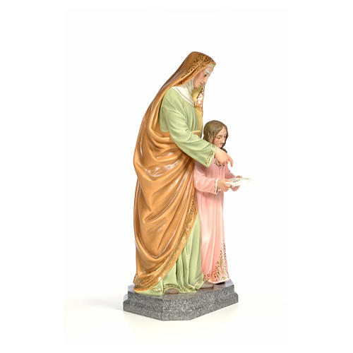 Sant'Anna 100 cm pasta di legno dec. elegante 4