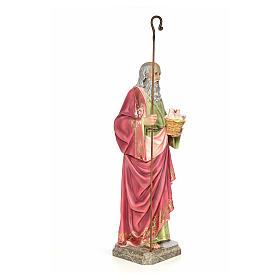 San Gioacchino 100 cm pasta di legno dec. elegante s4