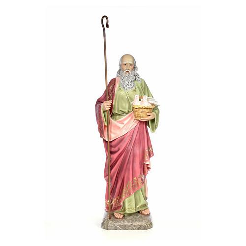 San Gioacchino 100 cm pasta di legno dec. elegante 1