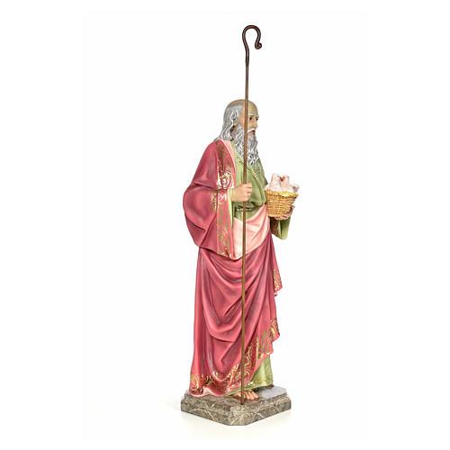 San Gioacchino 100 cm pasta di legno dec. elegante 4