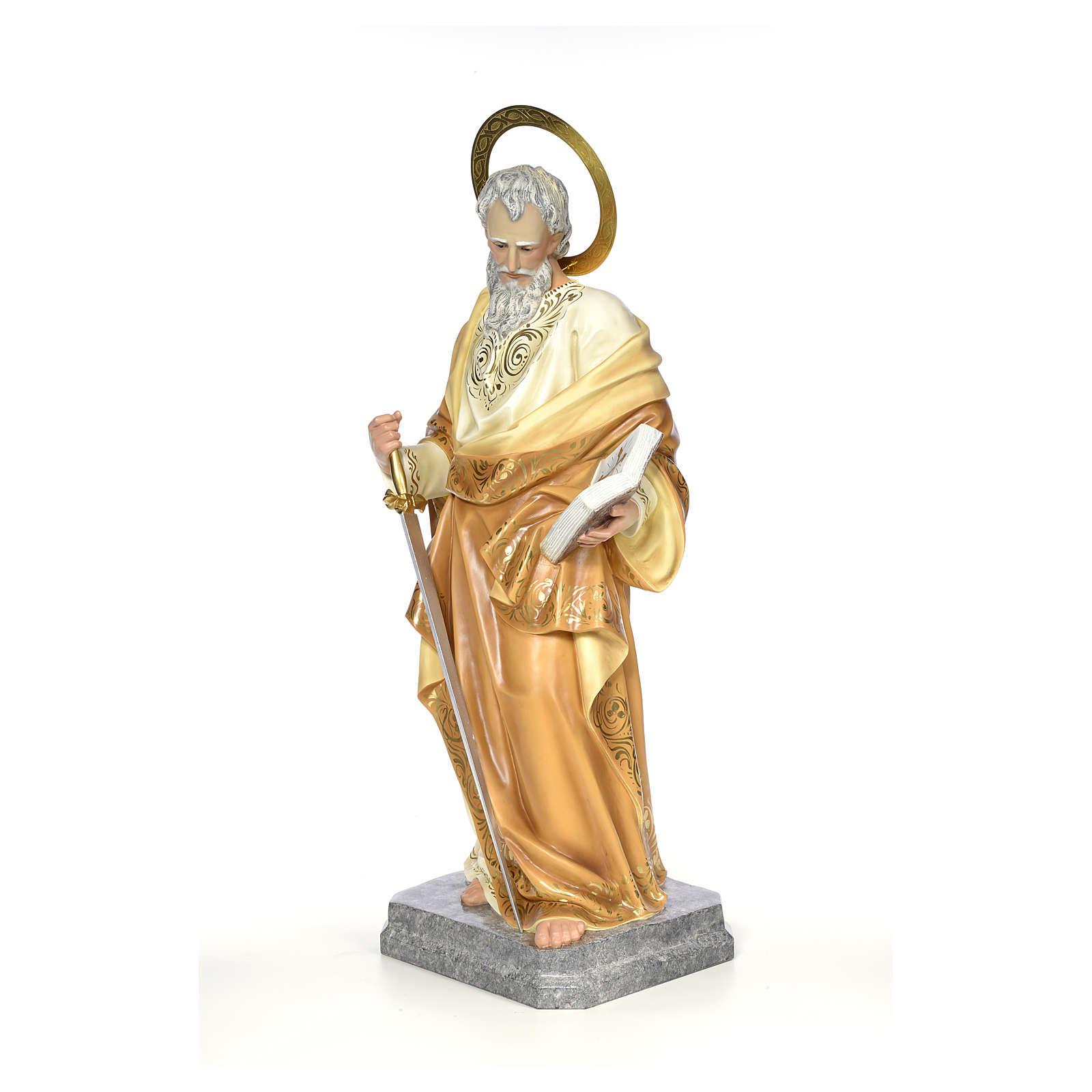 St Paul 100 cm pâte à bois élégante 4
