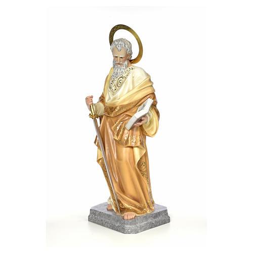 St Paul 100 cm pâte à bois élégante 2