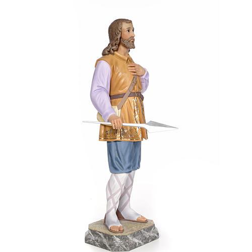 Saint Isidore wood paste 80cm, fine finish 4