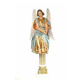 Engel auf dem Grab 110cm, extra Finish s1